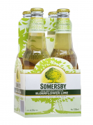 Somersby Elderflower Lime 4sX330ml