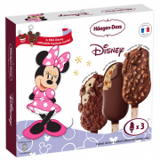 Disney Cookies & Cream 3sX80ml