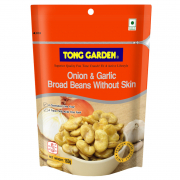 Broad Beans Onion & Garlic Without Skin 160g