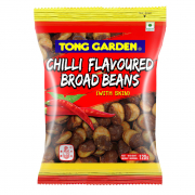 Broad Beans With Skin - Chilli 120g