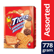 Assorted Biscuits (Tin) 778g