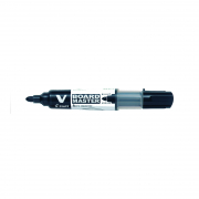 V-Board Master Whiteboard Marker (Medium) Black