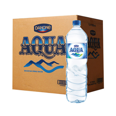 Mountain Spring Water 12sX1.5L