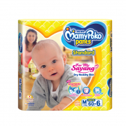 Standard Pants Diapers 66s M 7-12kg