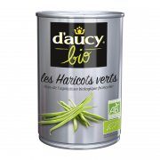 Canned Organic Green Beans 400g