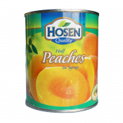 Peach Halves In Syrup 825g