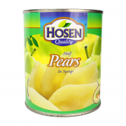 Half Pears In Syrup 825g