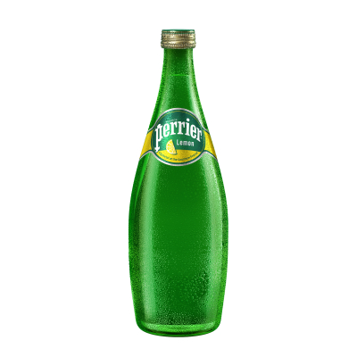 Sparkling Mineral Water Lemon 750ml (#)