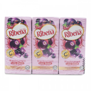 Fruit Drink Blackcurrant Less Sweet 200ml x 6s